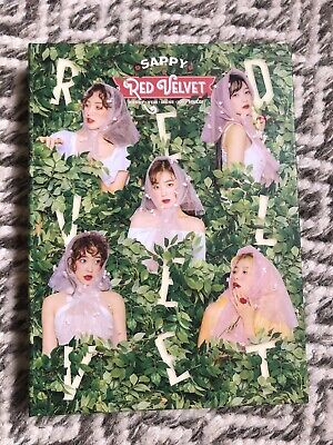 Sappy - Red Velvet Album • 18£
