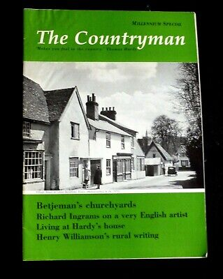 The Countryman Magazine : Millenium Special : 40 Page Special Issue • 4.65£