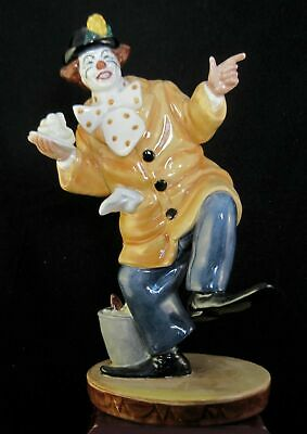 Royal Doulton Figurine: The Clown HN 2890 Mint Condition • 53.63£