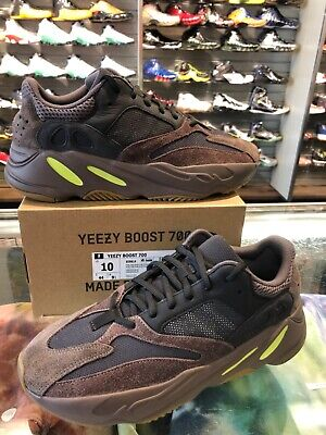 $ CDN391.01 • Buy 100% Authentic Adidas Yeezy Boost 700 Mauve EE9614 Size 10