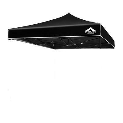 AU40.95 • Buy Replacement Roof For Instahut Gazebo 3x3m Pop Up Marquee Outdoor Wedding Tent Bl