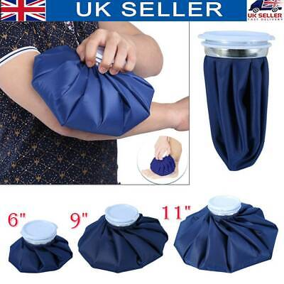 Ice Bag Pain Relief Heat Pack S/M/L UK Sports Injury Reusable For Knee Head Leg • 5.49£