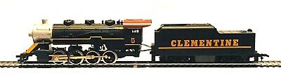 $ CDN65.17 • Buy Vintage Tyco Ho Scale Electric Trains Clementine Steam Locomotive & Tender Used