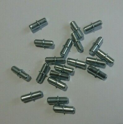 20 IKEA Billy Bookcase Shelf Pins/ Support Fixings, Original. FREE POST  • 3.50£