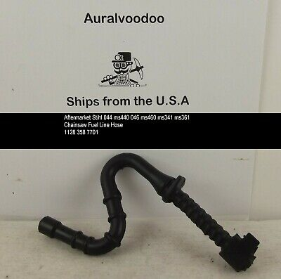 £2.55 • Buy Stihl 044 Ms440 046 Ms460 Ms341 Ms361 Chainsaw Fuel Line Hose 1128 358 7701