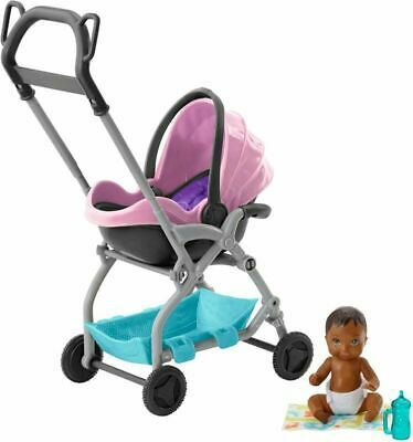 Barbie FXG95 Skipper Babysitters Inc Doll And Playset Multicolour  • 30.49£