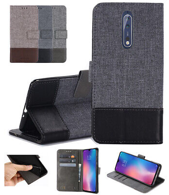 AU8.98 • Buy Case For Nokia X6 2 3 4.2 5 6 7 Plus 8 Sircocco C1 Flip Wallet Stand Phone Cover