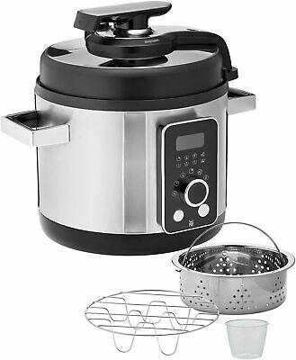 £349.98 • Buy WMF Hood 8 On 1 - Pot With Pressure Electric (6 L, Pressure, Baking IN Vapo