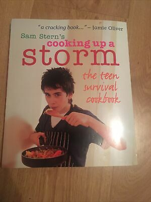 £2.49 • Buy Cooking Up A Storm! By Sam Stern (Paperback, 2005)