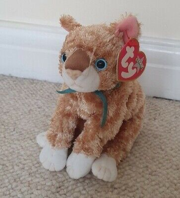 £4 • Buy 😻MATTIE😻Retired Cat TY Beanie Babies😻GREAT Condition With TAGS