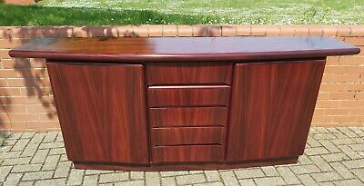 Skovby Sideboard, Dining Table And 6 Chairs • 480£