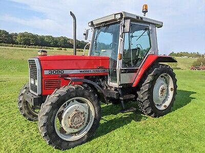 Massey Ferguson 3090 Classic Tractor 4wd Four Wheel Drive Air Conditioning  • 8,750£