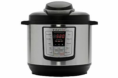 $ CDN189.99 • Buy Instant Pot 8 Quart 6-in-1 Multi-Use Electric Pressure Cooker