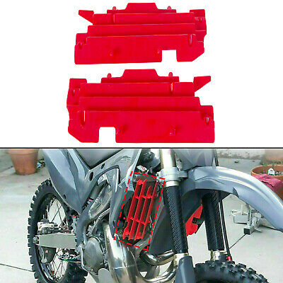 $20.50 • Buy Radiator Louvers For 00-04 Honda CR125R/CR250R/CRF450R Replace For #8459900002