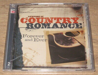 Lifetime Of Country Romance - Forever And Ever (Time Life 2CD 2007). NEW • 4.99£