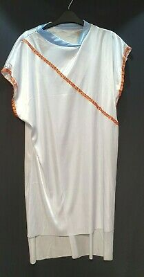 70s Fancy Dress Super Disco 1970's Euro  Abba Dress Trooper Costume Size 12 • 8£