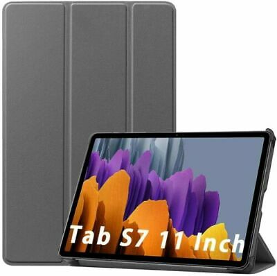 Premium Slim Cover Case For Samsung Galaxy Tab S7 Tablet (SM-T870/T875) 2020 • 9.95£