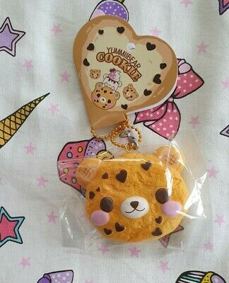 AU13.50 • Buy Mini Yummiibear Cookie Rare Licensed Squishies Kawaii Squishy Squeeze Toy Cute