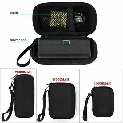 AU17.08 • Buy Carry Case Bag Hard Box For Anker PowerCore 20100mAh 10000mAh 13000mA Power Bank