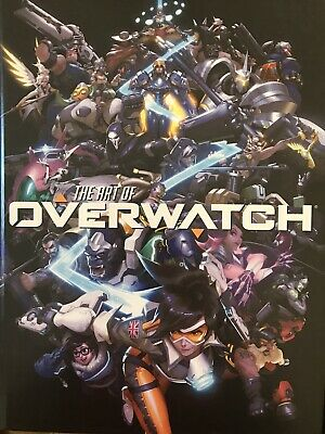 AU70 • Buy The Art Of Overwatch By Blizzard Entertainment (Hardback)