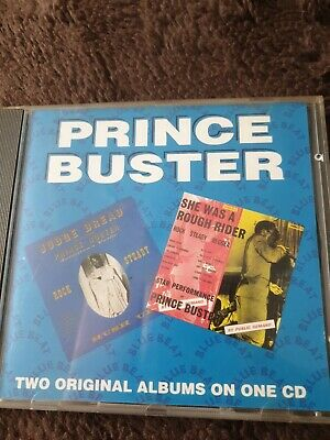 Prince Buster2 Albums Cd R 1727 She Was A Rough Rider • 30£