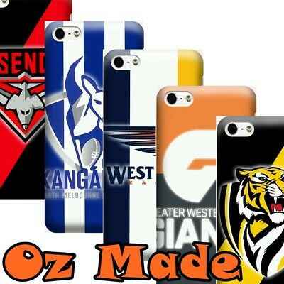 AU11 • Buy Footy Clubs Case For Sony Xperia XZ2 Premium, Australian Football Back Cover