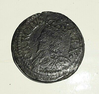 Charles I 20 Shillings Coin Weight • 25£