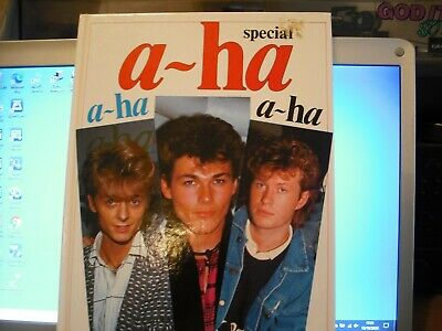 1 A Ha Special Album From The 80s • 3£