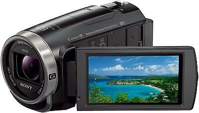 Brand New Sealed Sony Hdr-cx625 Full Hd Handycam Compact Camcorder - Black • 375.99£