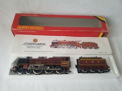 Hornby R357 Lms Crimsom 4-6-0 Patriot Class Loco  Lord Rathmore  5533 Exc Boxed • 57.50£