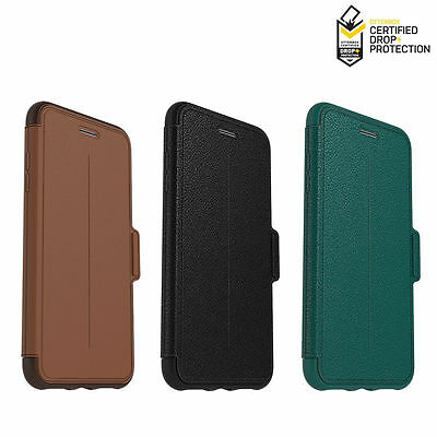 AU95.45 • Buy OtterBox STRADA Leather Wallet Case Galaxy IPhone 12 S20+ 5G X XR Max Plus Pro