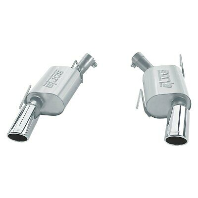 $538.64 • Buy For Ford Mustang 05-09 Exhaust System Touring Stainless Steel Axle-Back Exhaust