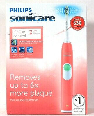 AU69.42 • Buy Philips Sonicare Removes Up To 6X More Plaque Control Series 2 Toothbrush