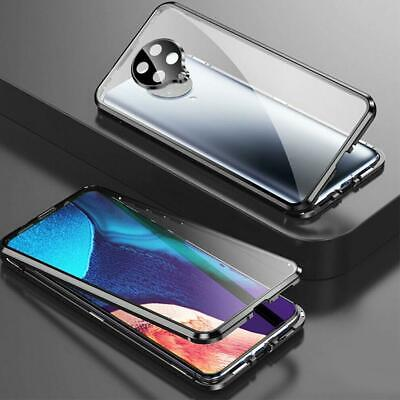 AU10.03 • Buy For Xiaomi POCO X3 NFC/F2 Pro Magnetic Frame Protective Case Anti-drop  HOT