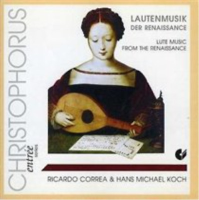 Lute Music From The Renaissance CD NEW • 8.03£
