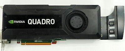 $ CDN255.27 • Buy DELL Nvidia Quadro K5000 4GB Graphics Card 0RCFKT 699-52004-0500-400 F