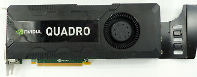 $ CDN255.27 • Buy HP Nvidia Quadro K5000 4GB Graphics Card 629126-001 699-52004-0500-400 D