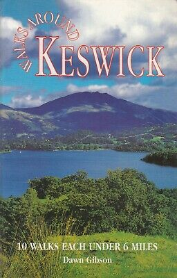 Walks Around Keswick - Mary Welsh - Dalesman Co - Acceptable - Paperback • 1.60£