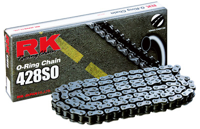AU69.95 • Buy New RK CHAIN 428 SO O-Ring -104 Link