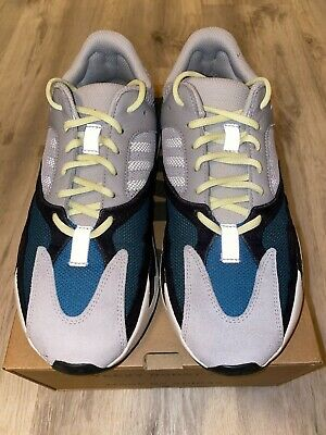 $ CDN573.12 • Buy Used Adidas Yeezy Boost 700 Waverunner Size 9.5