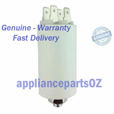 AU5 • Buy CAP007 Capacitor And Nut 7uF Fisher Paykel Dryer Parts