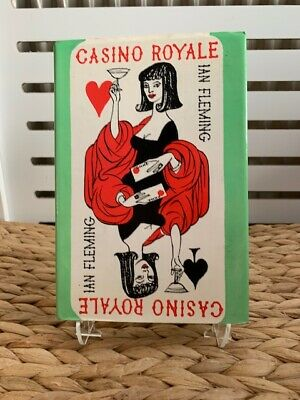 FINE  Casino Royale By Ian Fleming 1980 Appears Unread Fine Original Dust Jacket • 175£