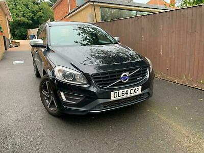 Volvo Xc60 R-Design Lux D4 AWD  2015  SWAP PX  FREE UK DELIVERY  07494498927 • 7,995£