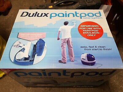Dulux Paint Pod Roller System Brand New Unused  • 40£