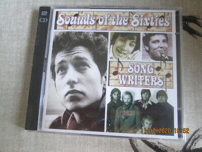 Time Life Cd Sounds Of The Sixties Song Writers  New Sealed • 30£