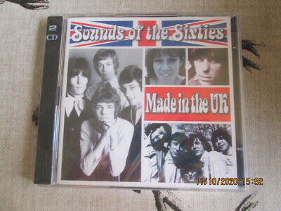 Time Life Cd Sounds Of The Sixties Made In The Uk New Sealed • 22£