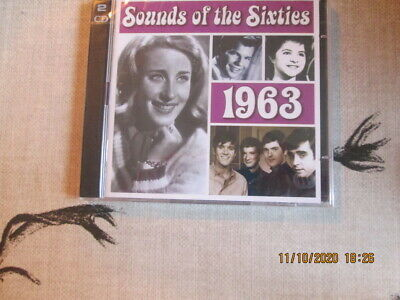 Time Life Cd Sounds Of The Sixties 1963 New Sealed Rare • 30£
