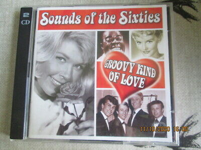 Time Life Cd Sounds Of The Sixties Groovy Kind Of Love In Mint Con  • 30£