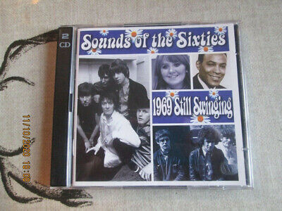 Time Life Cd Sounds Of The Sixties 1969 Still Swinging In Ex Con • 30£