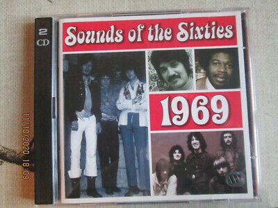 Time Life Cd Sounds Of The Sixties  1969 In Mint Condition • 22£